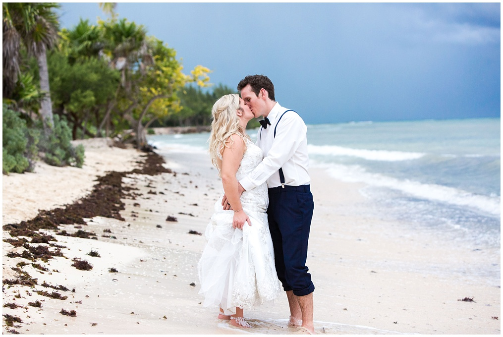 Tropical Wedding by Melissa Carron Photography